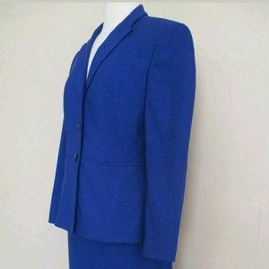 e5eda74d Hugo Boss Jackets & Coats | Jasluna Royal Blue 8 Blazer | Poshmark